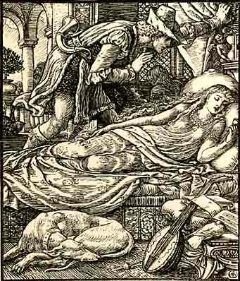 Myth & Moor: Into the Woods, 34: Enchanted Sleep