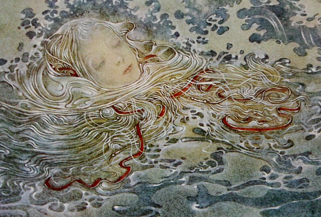 The Little Mermaid by Sulamith Wulfing.