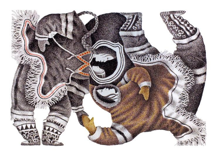 Motherhood by Germaine Arnatauyck