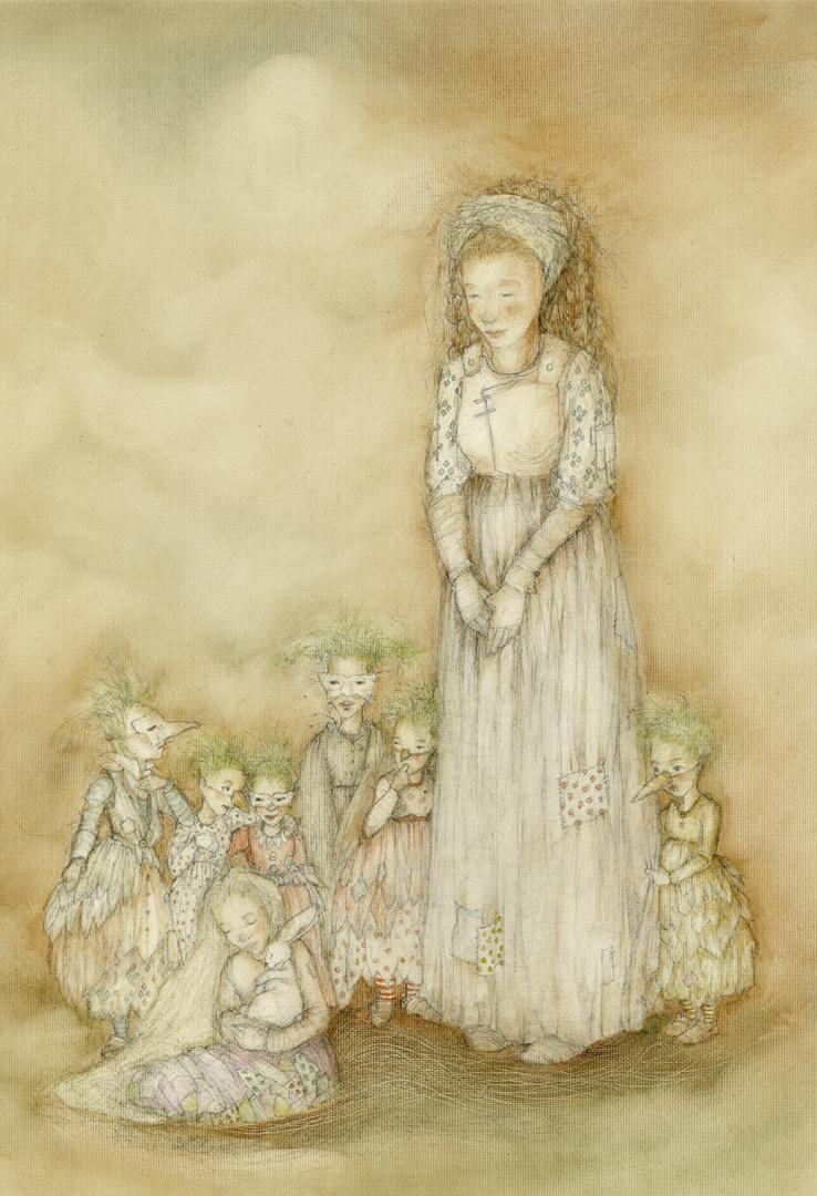 The Dreaming by Terri Windling