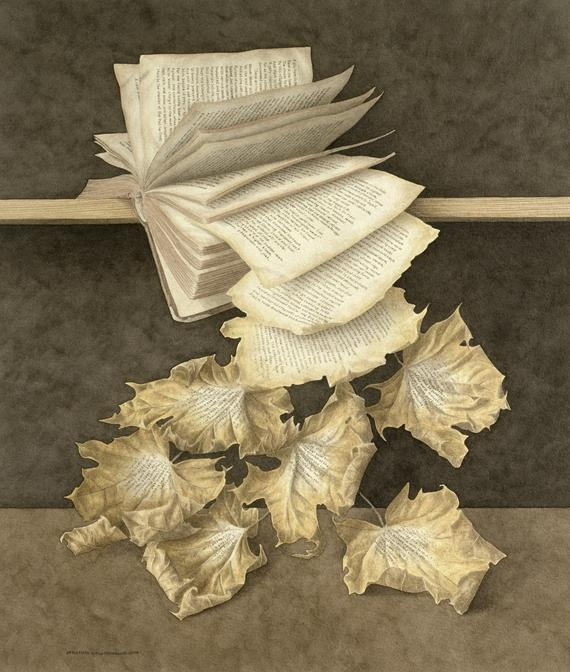 Autumn Leaves by Jonathan Wolstenholme