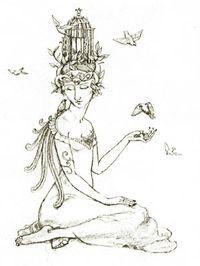 The Bird Keeper by Virgina Lee