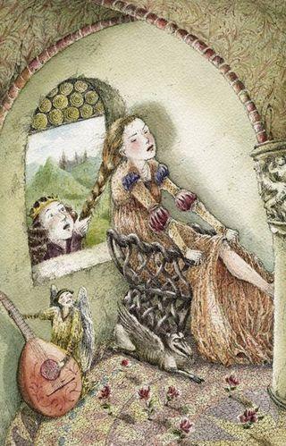 Rapunzel by Crista Unzner