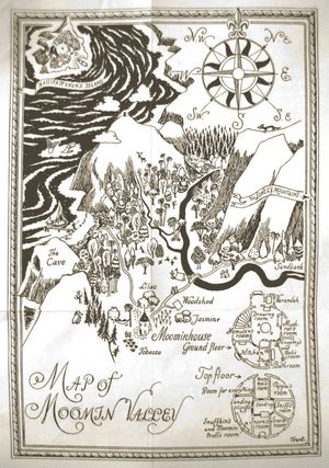 Tove Jansson's Moomin Valley