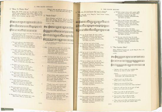 Traditional Tunes of the Child Ballads, Bertrand H Bronson, Princeton University Press