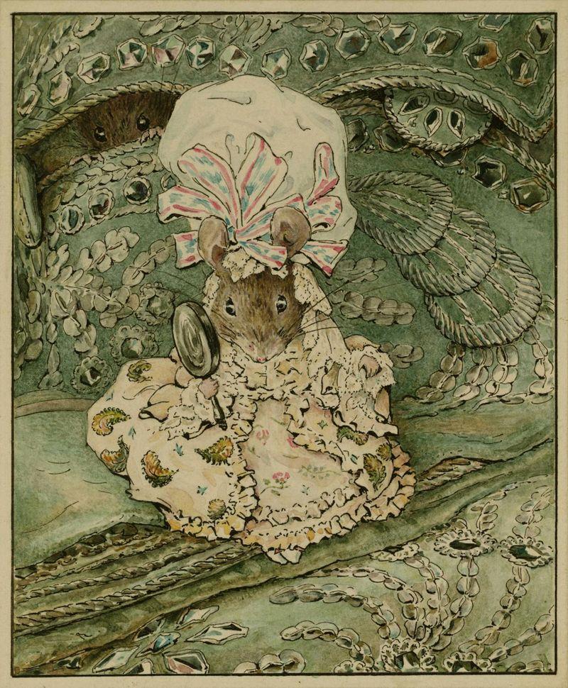 Miss Mouse by Beatrix Potter