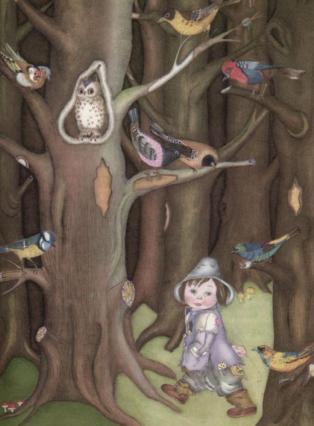 Thumbkin by Adrienne Segur