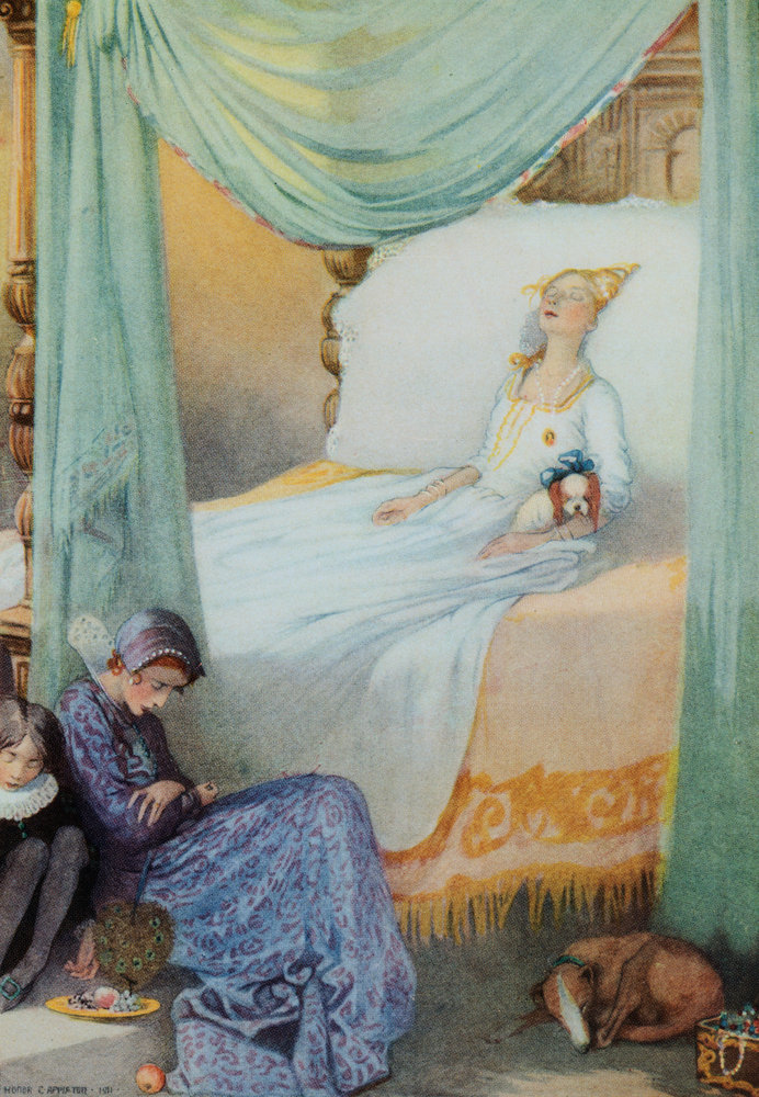 Sleeping Beauty by Honor Appleton