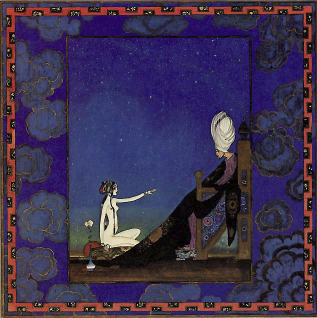 Scheherazade and the Sultan