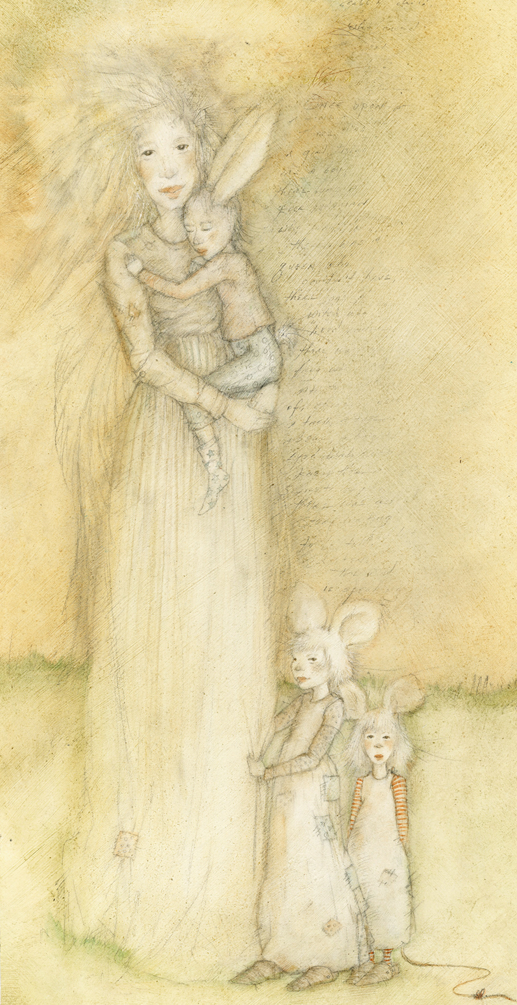 The Guardian of the Fields by Terri Windling