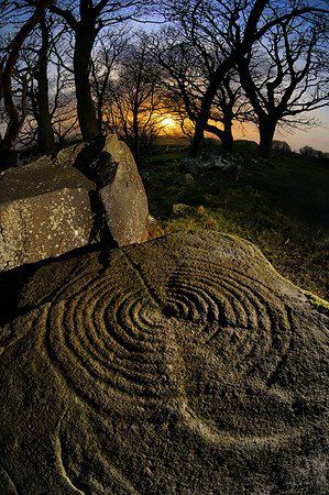 Drumcarbit Rock Art, Donegal