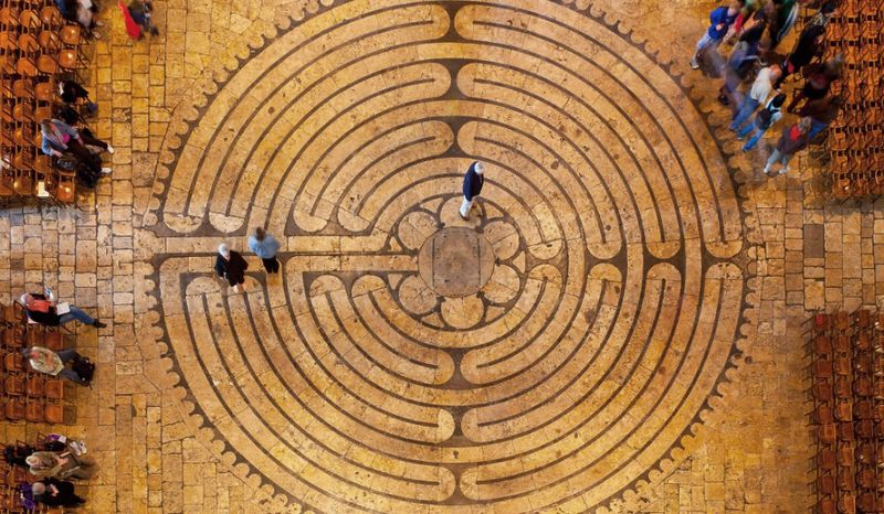 Labyrinth, Chatres