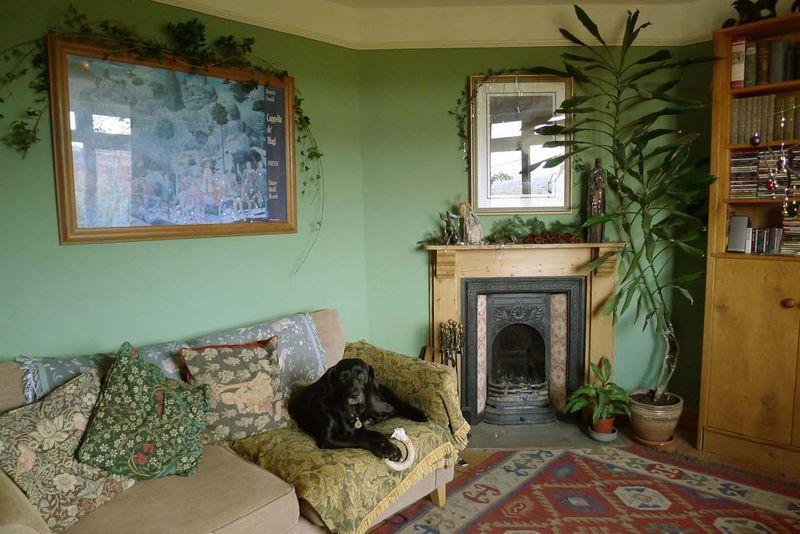 Decorating the livingroom