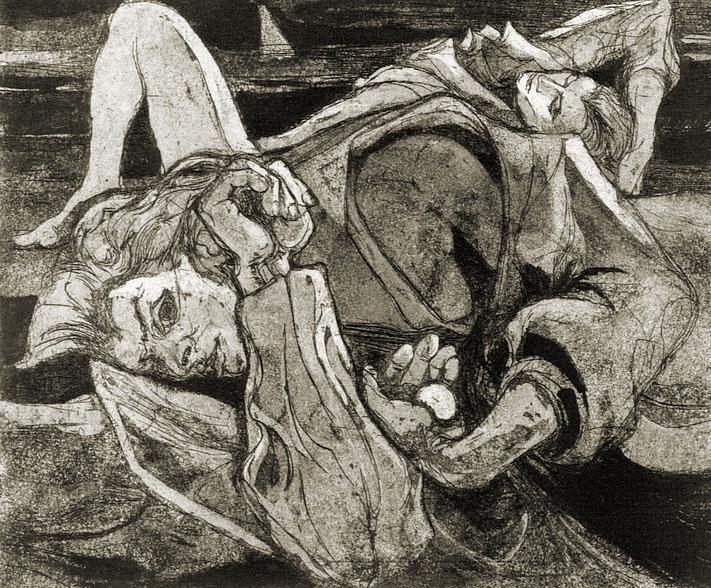 Psyche Awake, Eros Asleep by Jacqueline Morreau