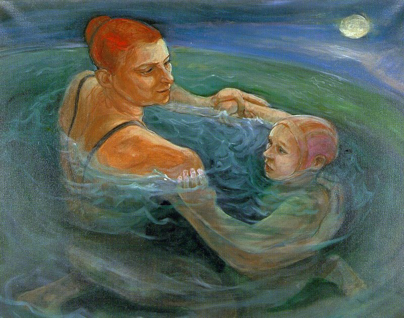 The Swelling Sea by Jacqueline Morreau