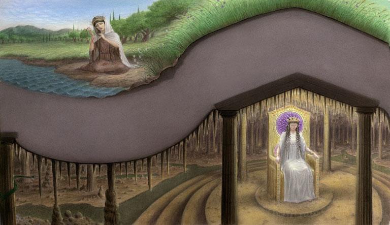 Persephone by Virginia Lee 3