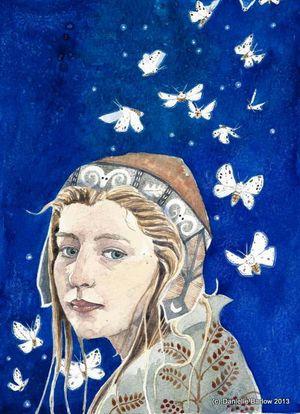 The Moth Magician by Danielle Barlow