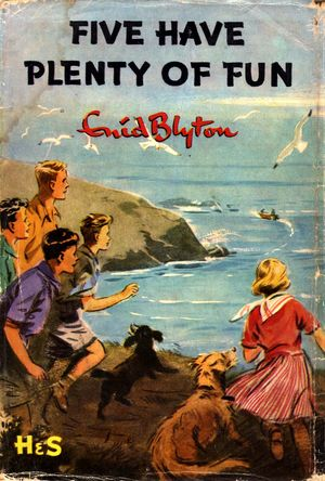 The Famous Five Have Plenty of Fun