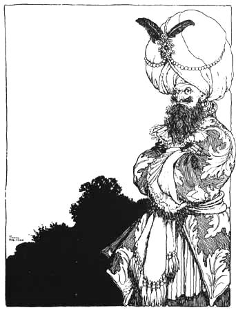 Bluebeard by Charles Robinson