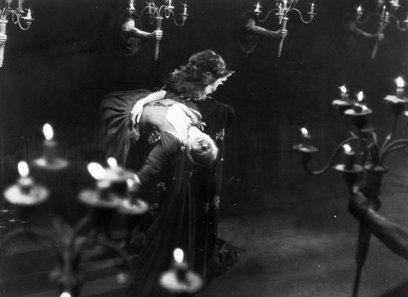 From Cocteau's Beauty & the Beast