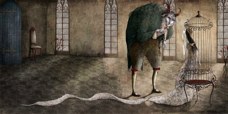 Beauty & the Beast by Gabriel Pacheco