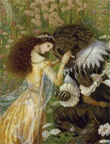 Beauty & the Beast by Kinuko Y. Craft