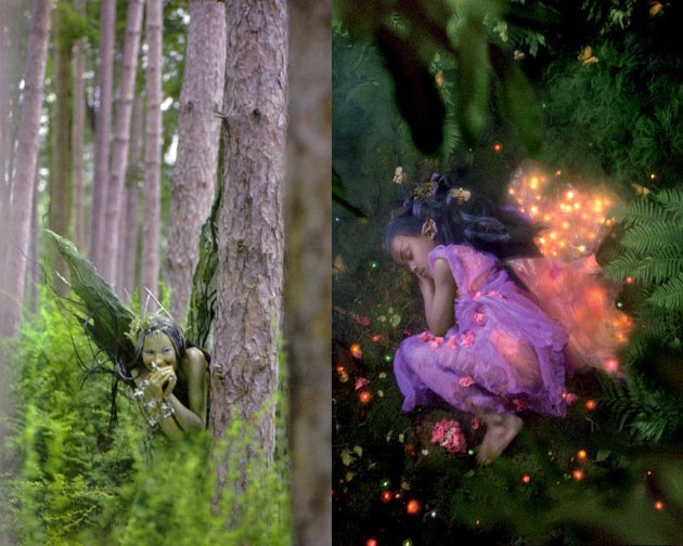 Fairy photography by Suza Scalora