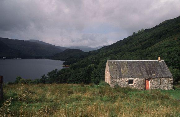 The West Highlands of Scotland