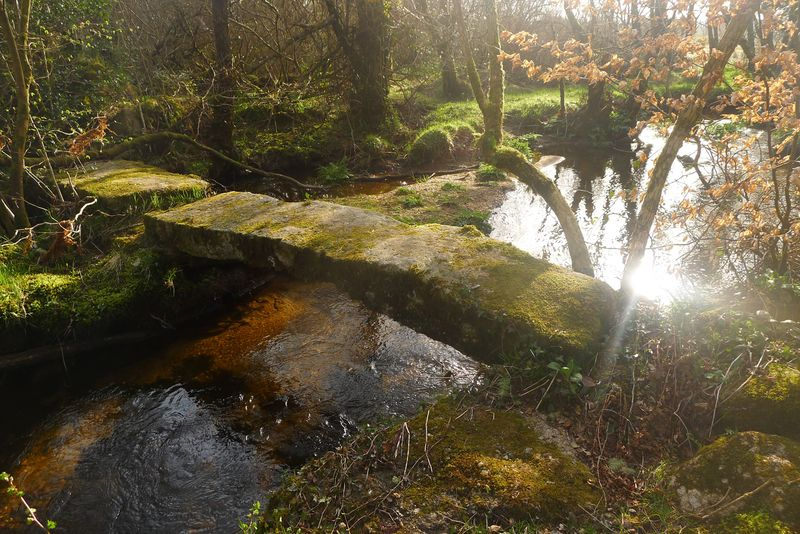 Clapper Bridge near Stiniel