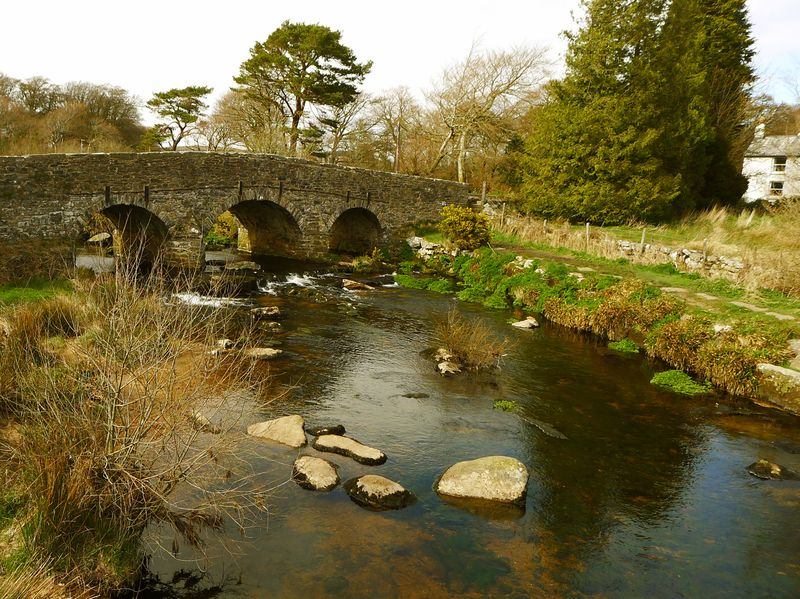 Postbridge, Dartmoor