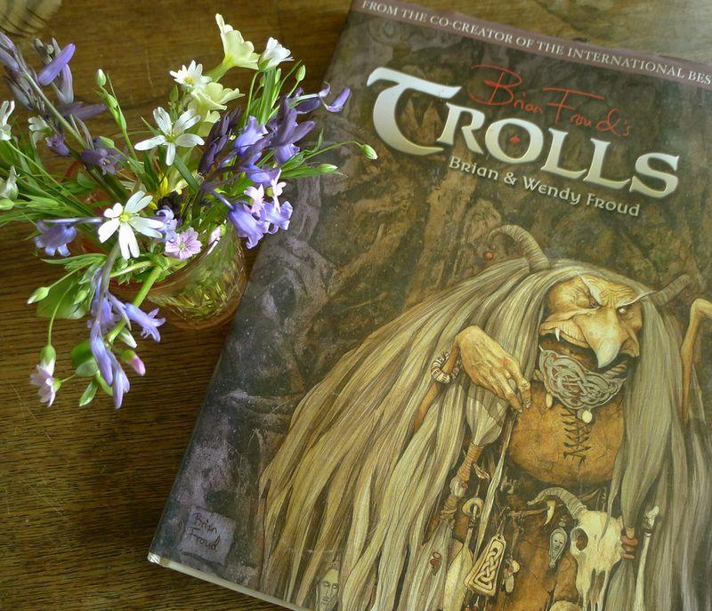 Trolls by Brian & Wendy Froud
