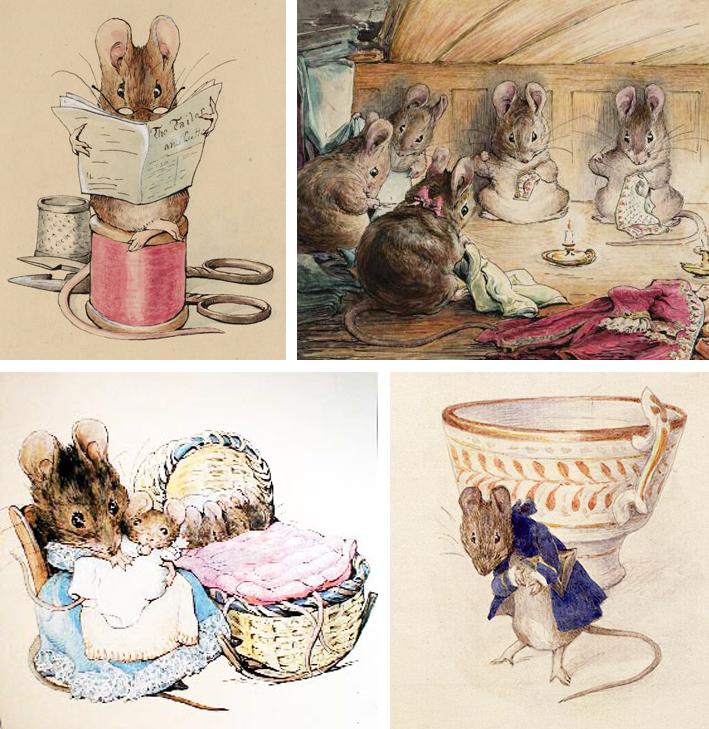 Illustrations by Beatrix Potter