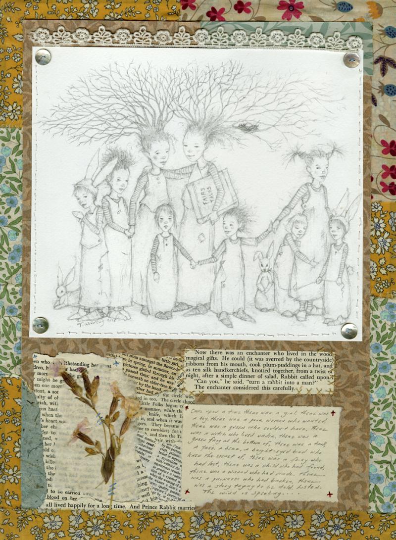 Fairy Tales by Terri Windling