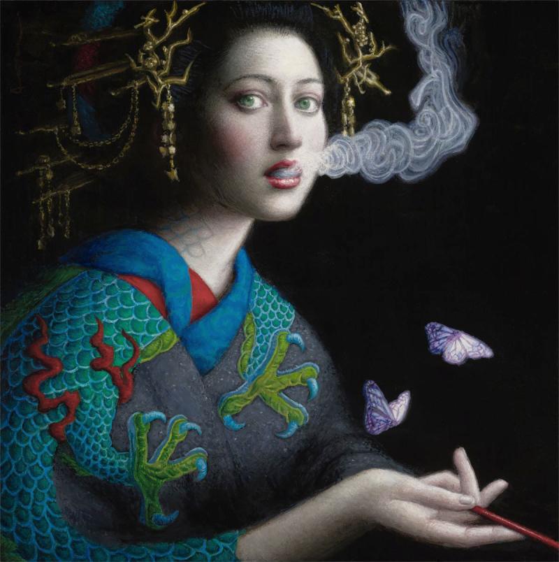 Dragon by Chie Yoshii
