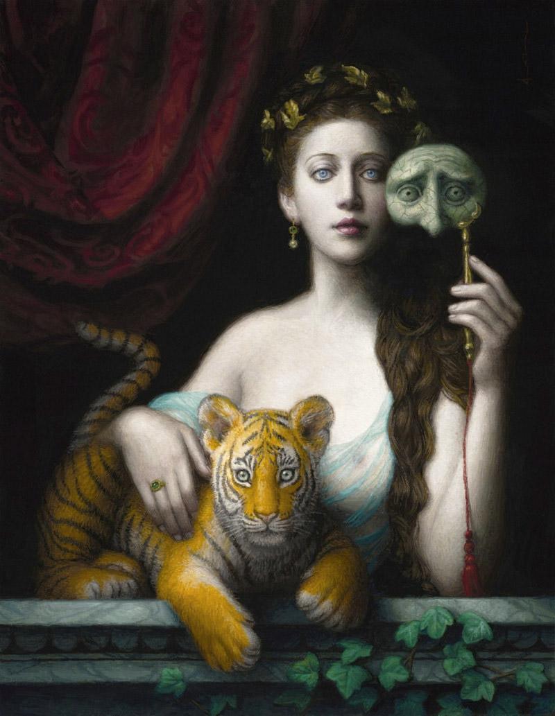 Dionysis by Chie Yoshii
