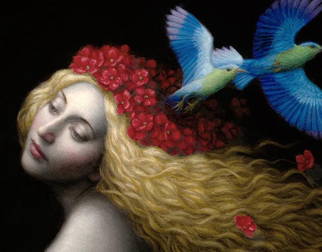 Liberation by Chie Yoshii