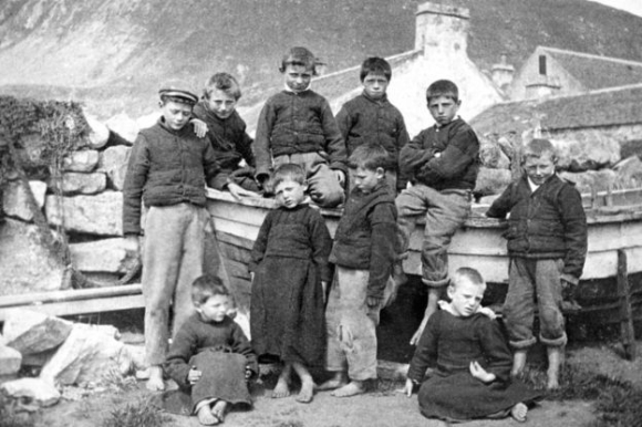 Children of St Kilda