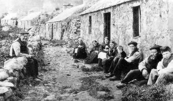 St Kilda islanders