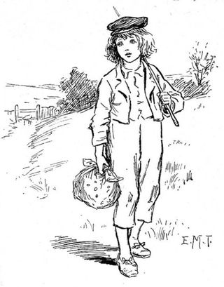 Drawing by E.M. Taylor