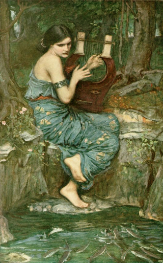 The Charmer by John William Waterhouse
