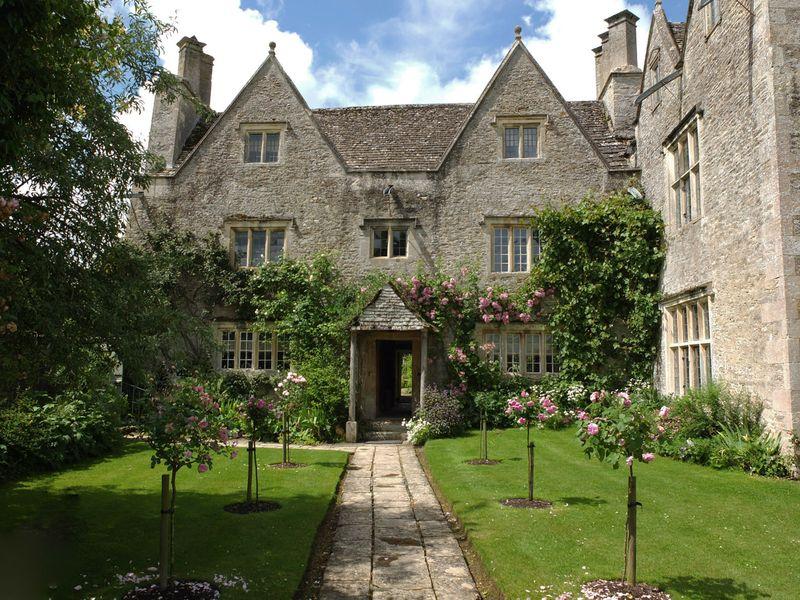 Kelmscott Manor, in Oxfordshire