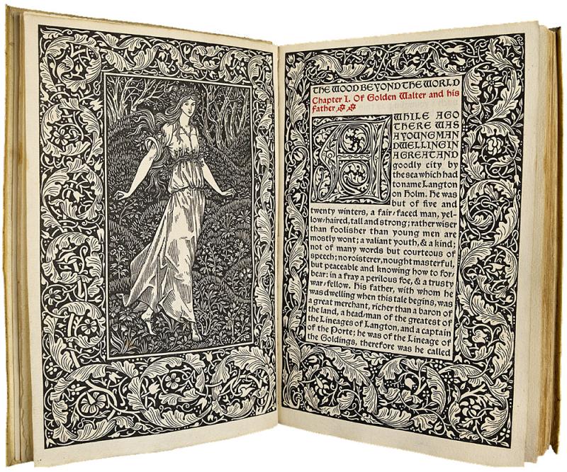 The Kemscott Chaucer