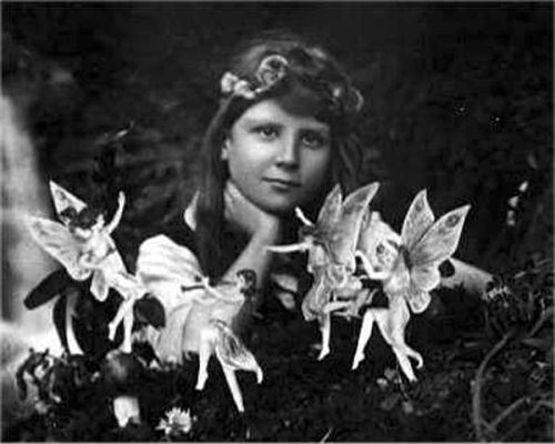 The Cottingley Fairies