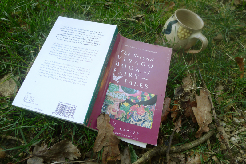 The Second Virago Book of Fairy Tales  edited by Angela Carter