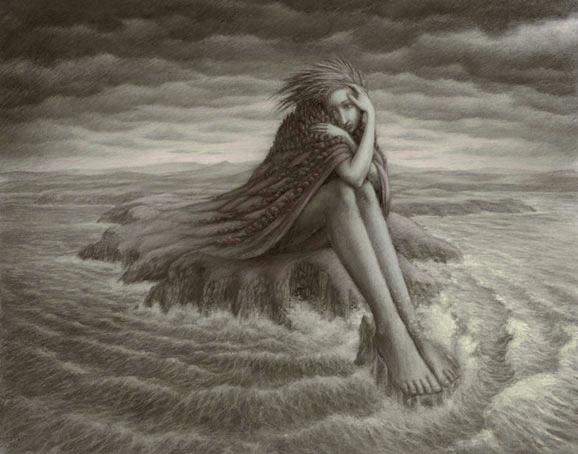 Tides of Emotion by Virginia Lee