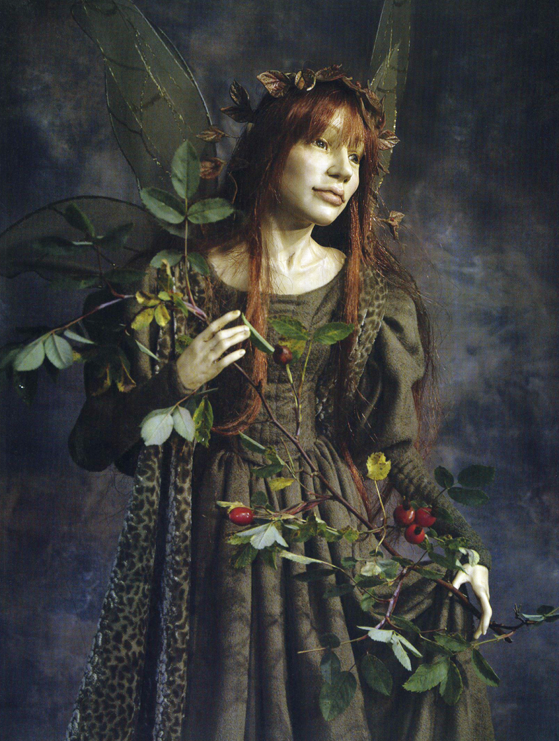 Woodland faery by Wendy Froud