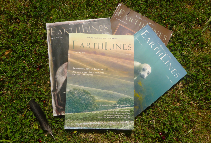 The first and last issues of EarthLines