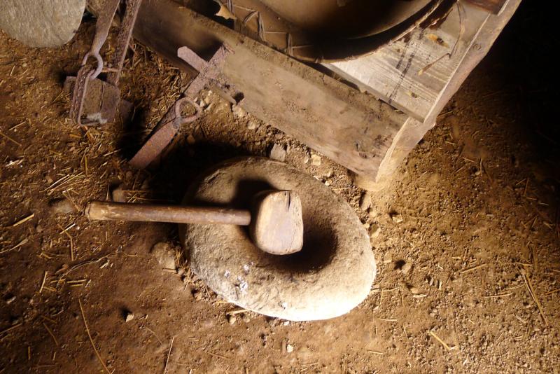 Crofting tools