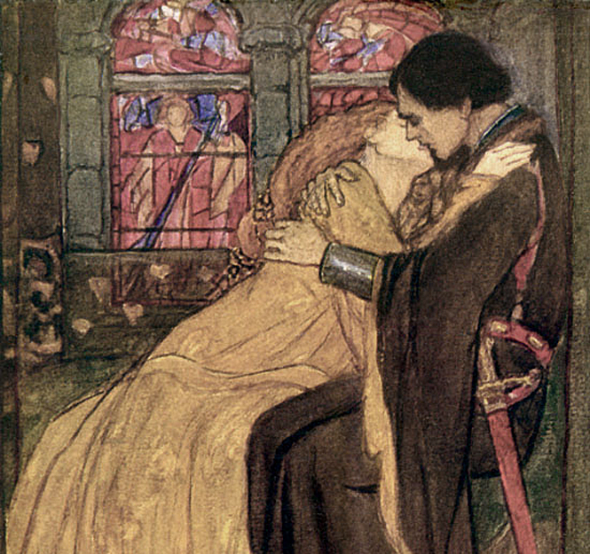 Art by Florence Susan Harrison (1878-1955)