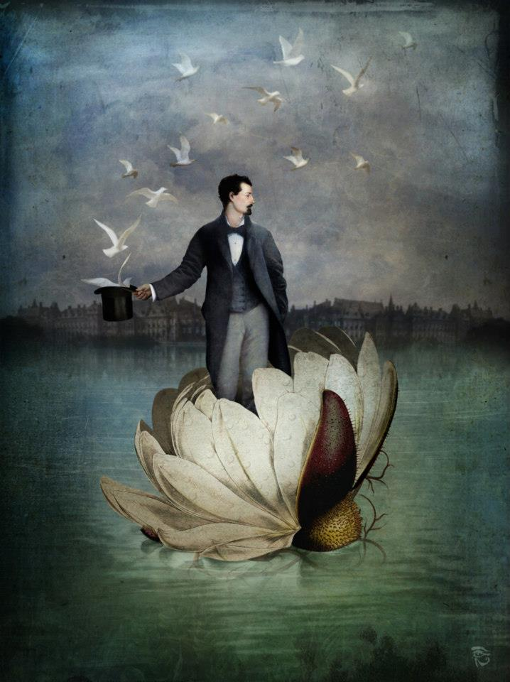 The Gentleman by Christian Schloe